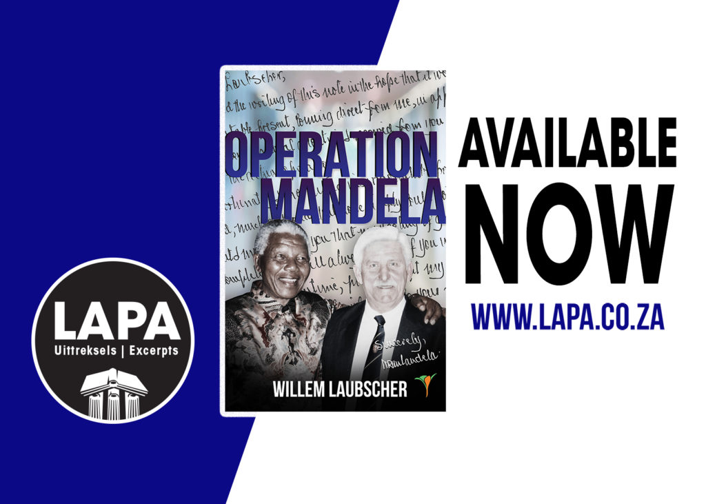 Excerpt: Operation Mandela – Willem Laubscher